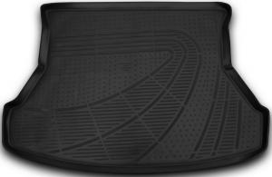 Коврик в багажник Лада Калина 2, универсал (полиуретан)