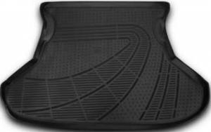Коврик в багажник Лада Приора универсал (полиуретан)