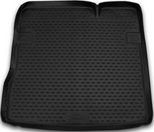 Коврик в багажник Nissan Terrano 3 (полиуретан)