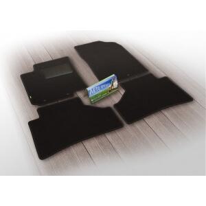 Коврики в салон Klever HYUNDAI IX35 2010-> кросс., 4 шт. (текстиль)