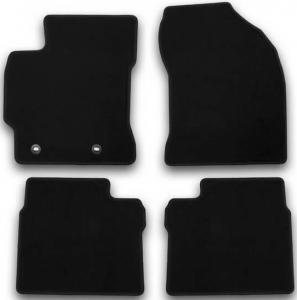 Коврики в салон Klever TOYOTA Corolla 2013->, сед., 4 шт. (текстиль)