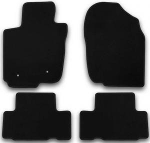 Коврики в салон Klever Toyota RAV 4 2010 – 2013 (текстиль)
