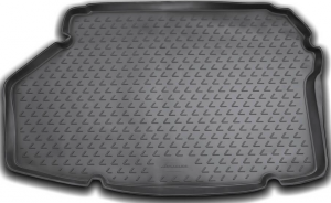 Коврик в багажник LEXUS ES 300h, 2012-> сед. (полиуретан)