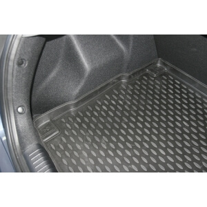 """Коврик в багажник KIA Ceed SW, 2012-> """"комфорт"""" ун. (полиуретан)"""