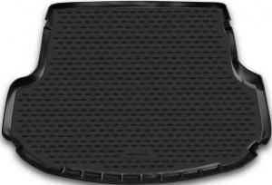 Коврик в багажник KIA Sorento, 2012-2015, кросс. 5 мест (полиуретан)