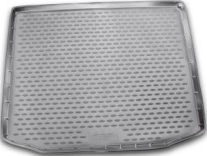 Коврик в багажник MITSUBISHI ASX 06/2010->, кросс. (полиуретан)