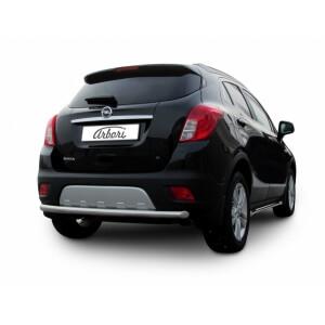 Защита заднего бампера Opel Mokka