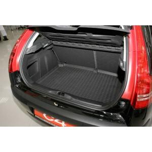 Коврик в багажник Citroen C4 хэтчбек (полиуретан)