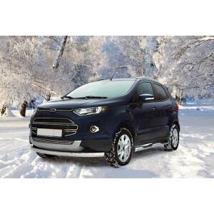Декоративные элементы воздухозаборника (хром загл.) d10,Ford EcoSport 2014-