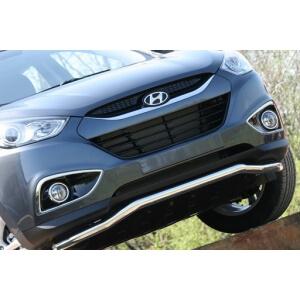 "Защита переднего бампера d60 волна ""Hyundai IX 35"" 2010-, HYIX.48.1058"