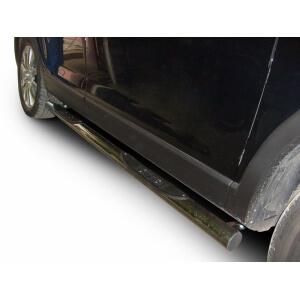 Пороги с проступями Mazda CX-9 2006 – 2012