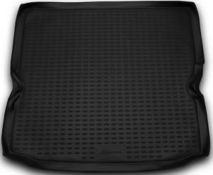 Коврик в багажник OPEL Zafira B 2005->, мв. (полиуретан)