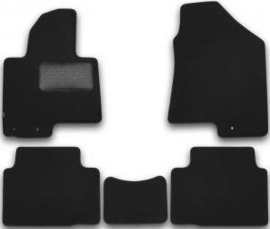 Коврики в салон Klever HYUNDAI IX35 2010-> кросс., 5 шт. (текстиль)