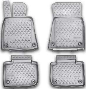 Коврики в салон LEXUS GS 250, 2012-> 4 шт. (полиуретан)