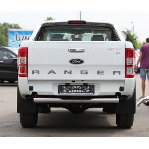 Защита задняя ступень d76,Ford Ranger 2013-, FRAN.77.1769