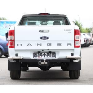 Задняя защита Ford Ranger 3