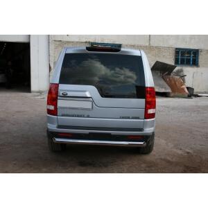 "Защита задняя d 76 ""Land Rover Discovery III"", LRDV.75.0248"