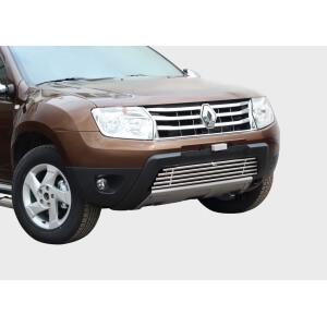 Декоративные элементы воздухозаборника (хром. загл) d16,Renault Duster 2012->, RDUS.97.2307