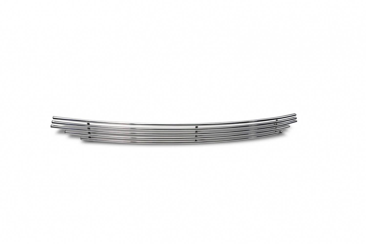 """Декоративный элемент нижнего воздухозаборника d10 мм (1 элемент из 5 трубочек) """"Ford Escape"""" 2008-"""