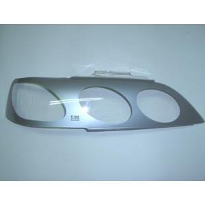 Защита передних фар Toyota Vista V40 (серебристые)