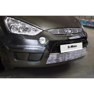 """Декоративный элемент решетки радиатора радиатора d10 мм (1 элемент) """"Ford S-Max"""" 2006-"""