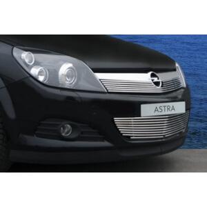 """Декоративный элемент решётки радиатора (1 элемента из 6 трубочек) """"Opel Astra"""" 2007-, OPAS.91.2996"""