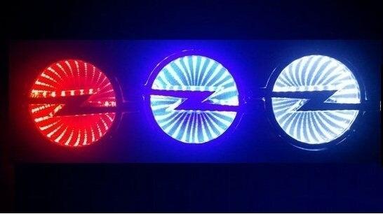 Шильдик с подсветкой Opel, фото 4