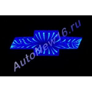 Шильдик с подсветкой Chevrolet