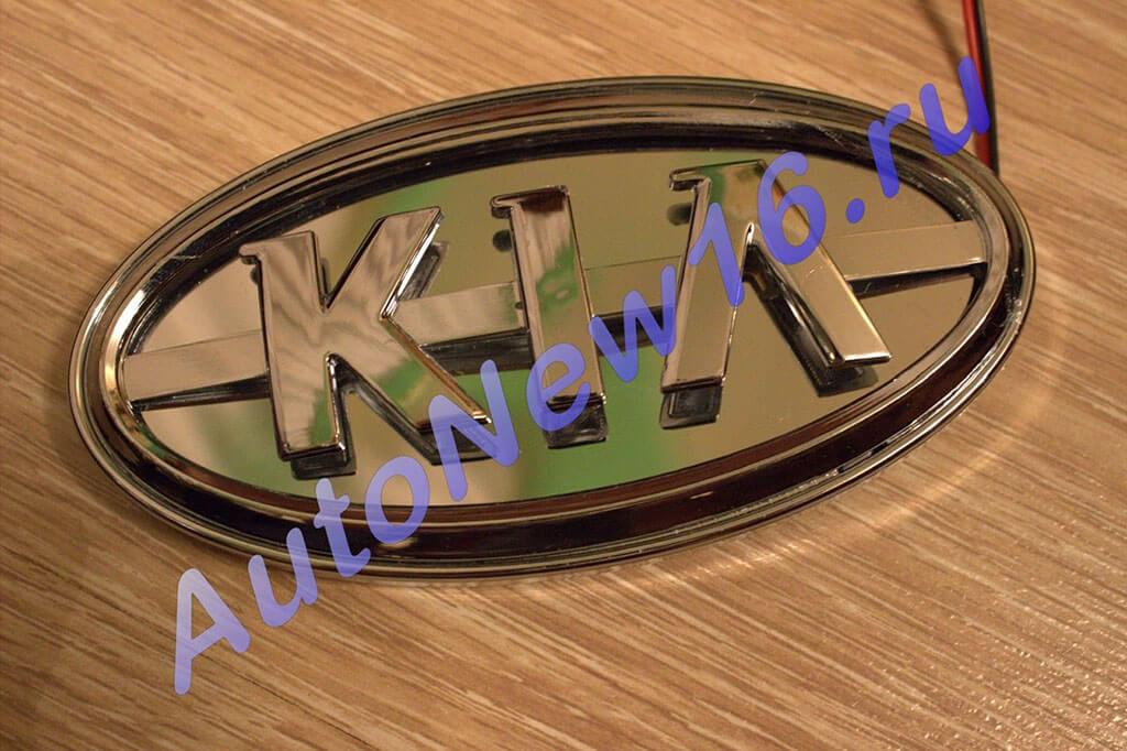 Шильдик с подсветкой KIA , фото 3