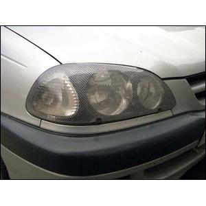 Защита передних фар Toyota Caldina 1997 – 2002 (карбоновая)