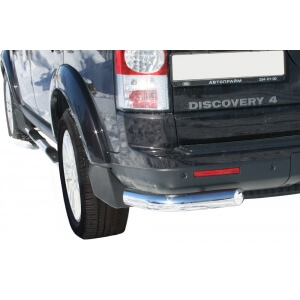 "Защита задняя d76 уголки (компл 2шт.) ""Land Rover Discovery IV"", LRDV.76.1247"