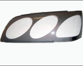 Защита передних фар Toyota Camry 1995 – 1998 (карбоновая)