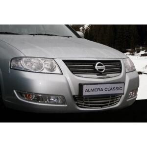 Декоративные элементы решетки радиатора Nissan Almera Classic