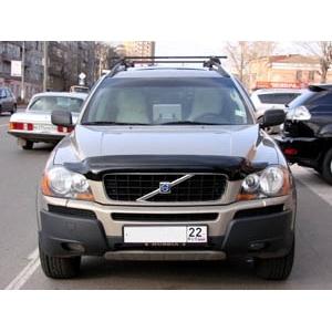 Дефлектор капота темный VOLVO XC90 2003-2014