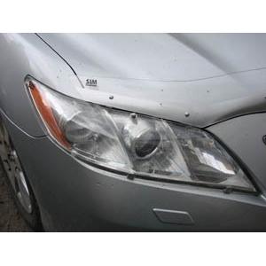 Защита передних фар Toyota Camry 2006 – 2009 (прозрачная)