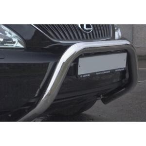 """Решётка передняя мини d 76 """"Lexus RX 300/330"""" 2003-, LEXR.56.0084"""