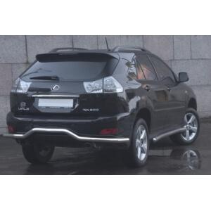 "Защита задняя ""волна"" ""Lexus RX 300/330"" 2003-, LEXR.75.0087"