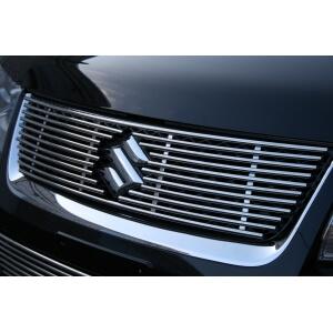 Декоративные элементы воздухозаборника Suzuki Grand Vitara 2008 – 2012