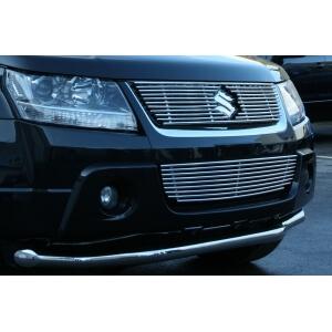 Декоративные элементы решётки радиатора Suzuki Grand Vitara 2008 – 2012