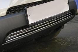 Декоративный элемент решётки радиатора Kia Sorento 2009 – 2012