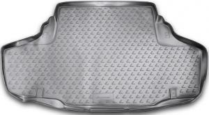 Коврик в багажник LEXUS GS 450h, 2012-> сед. (полиуретан)