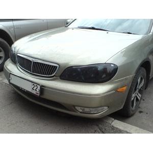Защита передних фар Nissan Maxima 1999 – 2006