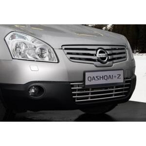 Декоративный элемент воздухозаборника Nissan Qashqai+2 2008 – 2010