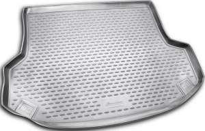 Коврик в багажник Hyundai ix35 2010 – 2015 (резиновый)