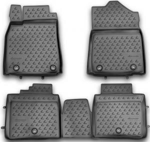 Коврики в салон LEXUS ES 250/350, 300h, 2012-> 4 шт. (полиуретан)
