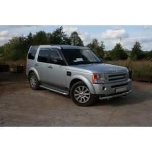 "Пороги с листом d 60 ""Land Rover Discovery III"", LRDV.82.0247"