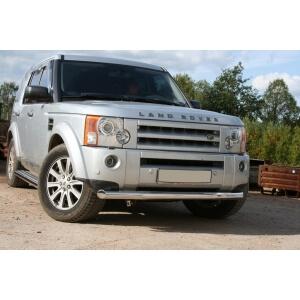 "Защита переднего бампера d 76 (труба) ""Land Rover Discovery III"", LRDV.48.0246"