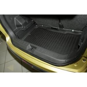 Коврик в багажник NISSAN NOTE 2005->, хб. (полиуретан)