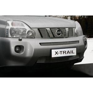 Декоративный элемент Nissan X-Trail 2007 – 2011 (средняя часть)