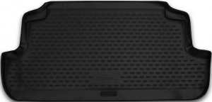 Коврик в багажник ВАЗ 21214M 3D, 10/2009-> внед. (полиуретан)